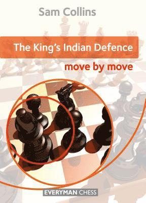 bokomslag Kings indian defence - move by move