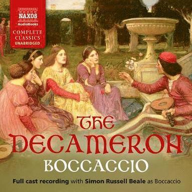 bokomslag Decameron