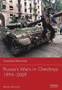 bokomslag Russia's Wars in Chechnya 1994-2009