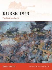 bokomslag Kursk 1943 - the northern front