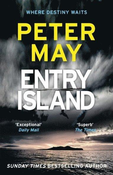 bokomslag Entry island