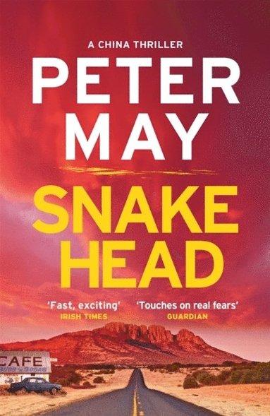 bokomslag Snakehead