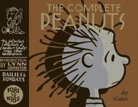 bokomslag The Complete Peanuts 1981-1982