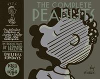 bokomslag The Complete Peanuts 1983-1984
