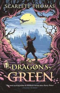 bokomslag Dragons green