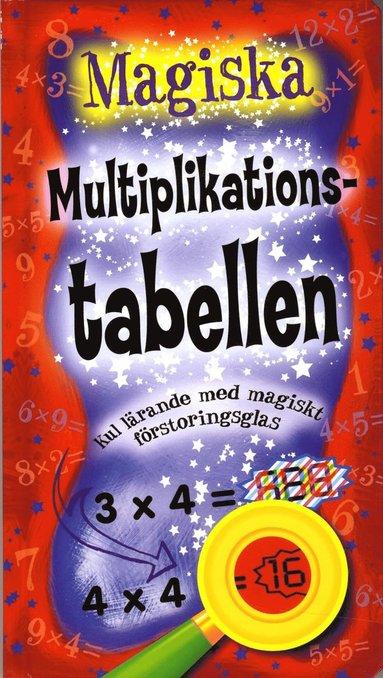 bokomslag Magiska multiplikationstabellen
