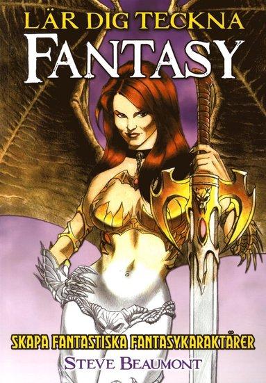 bokomslag Lär dig teckna fantasy