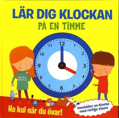 bokomslag Lär dig klockan på en timme