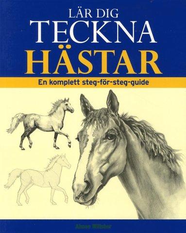 bokomslag Lär dig teckna hästar