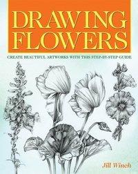 bokomslag Drawing Flowers