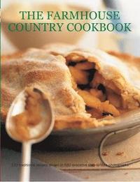 bokomslag The Farmhouse Country Cookbook