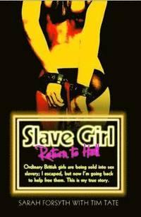 bokomslag Slave Girl - Return to Hell