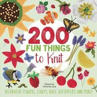 bokomslag 200 Fun Things to Knit