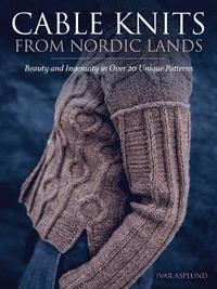 bokomslag Cable Knits from Nordic Lands