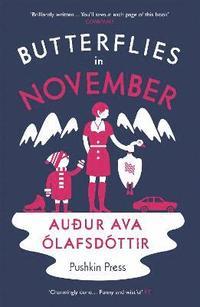 bokomslag Butterflies in November