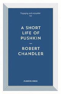 bokomslag Short life of pushkin