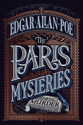 bokomslag The Paris Mysteries