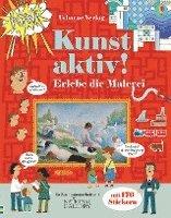 bokomslag Kunst aktiv!