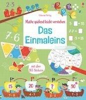 bokomslag Mathe spielend leicht verstehen: Das Einmaleins