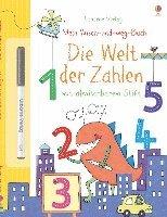 bokomslag Mein Wisch-und-weg-Buch: Die Welt der Zahlen