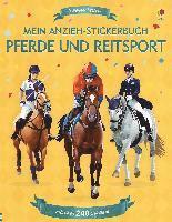 bokomslag Mein Anzieh-Stickerbuch: Pferde und Reitsport
