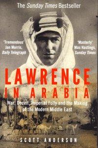 bokomslag Lawrence in Arabia