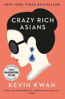 bokomslag Crazy rich asians