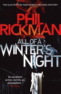 bokomslag All of a winters night