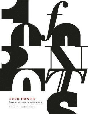 bokomslag 1000 Fonts