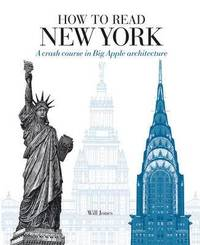bokomslag How to read new york - a crash course in big apple architecture