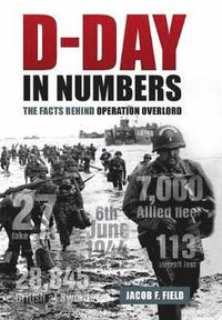 bokomslag D-Day in Numbers