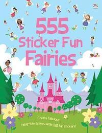 bokomslag 555 Sticker Fun Fairies