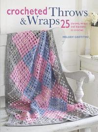 bokomslag Crocheted Throws &; Wraps