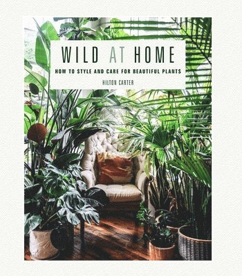 bokomslag Wild at Home: How to Style and Care for Beautiful Plants