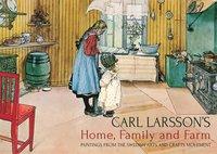 bokomslag Carl Larsson's Home, Family and Farm