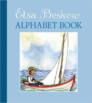 bokomslag Elsa Beskows Alphabet Book
