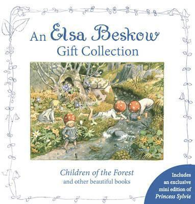 bokomslag An Elsa Beskow Gift Collection: Children of the Forest and Other Beautiful