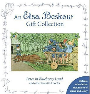 bokomslag An Elsa Beskow Gift Collection: Peter in Blueberry Land and Other Beautiful