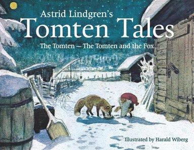 bokomslag Astrid Lindgren's Tomten Tales