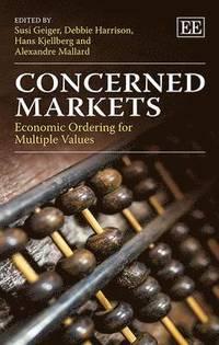 bokomslag Concerned Markets
