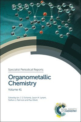 bokomslag Organometallic Chemistry