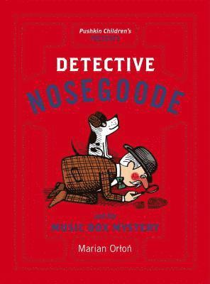 bokomslag Detective nosegoode and the music box mystery