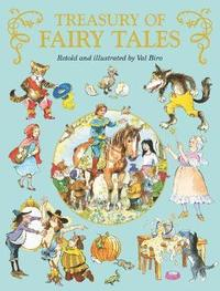 bokomslag Treasury of Fairy Tales