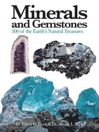bokomslag Minerals and gemstones - 300 of the earths natural treasures