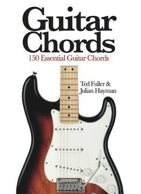 bokomslag Guitar chords - 150 essential guitar chords