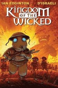 bokomslag Kingdom Of The Wicked