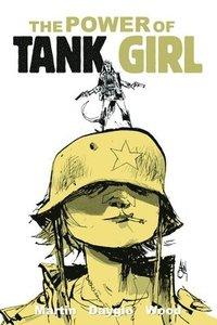 bokomslag The Power of Tank Girl (Omnibus)