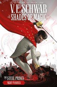 bokomslag Shades of Magic: The Steel Prince: Night of Knives