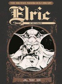 bokomslag The Michael Moorcock Library Vol.1: Elric of Melnibone