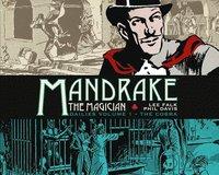 bokomslag Mandrake the Magician: Dailies Volume 1